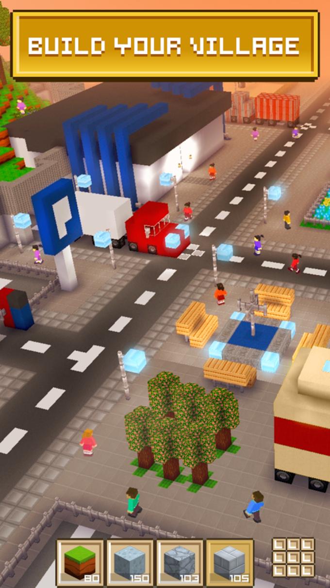 Block Craft 3D: Simulatore