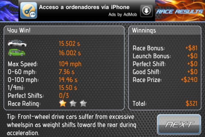 Drag Racing Free