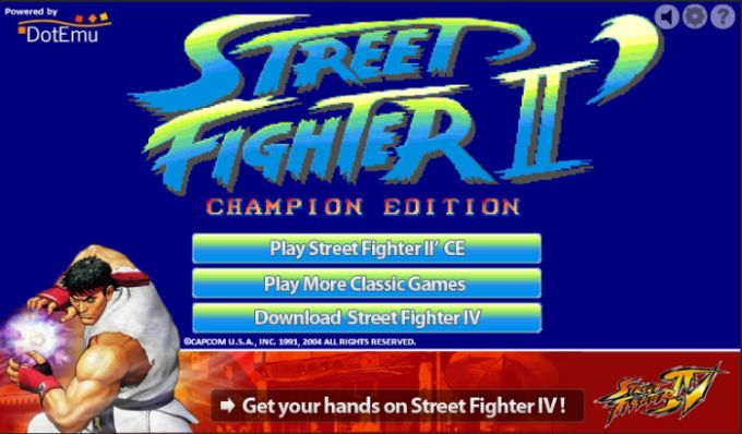 Street Fighter II' Champion Edition