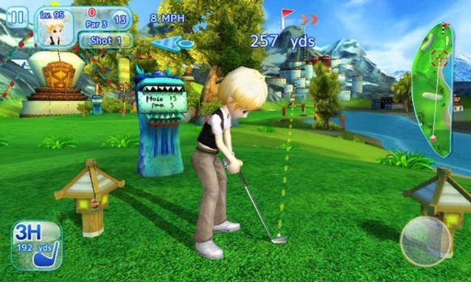 Let's Golf! 3 HD