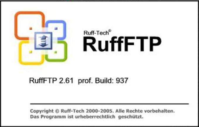 Ruff-FTP