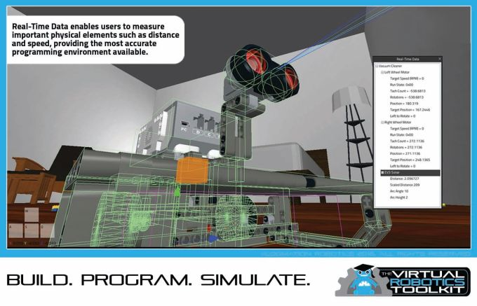 Virtual Robotics Toolkit