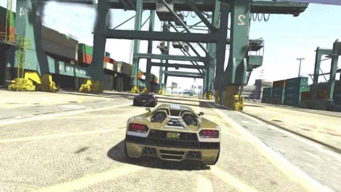 San Andreas Grand Racer City