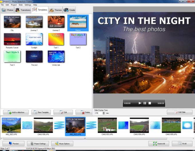 Photo Slideshow Creator