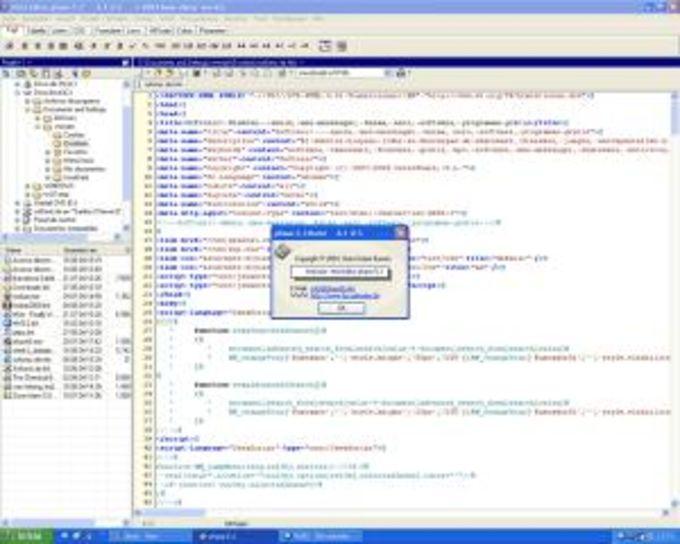 HTML Editor Phase