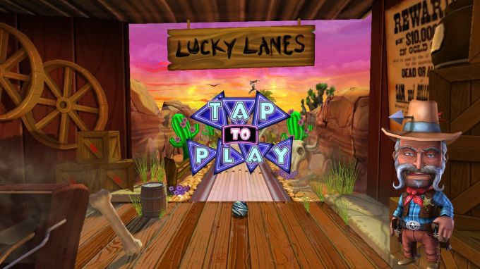Lucky Lanes Bowling