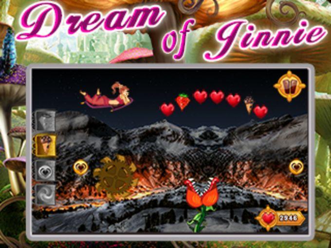 Dream Of Jinnie