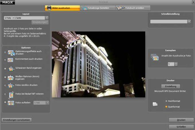 MAGIX Digital Foto Maker