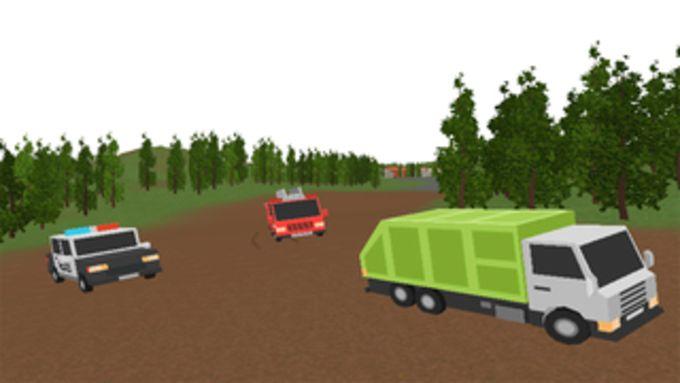 Grand Theft Traffic Racing