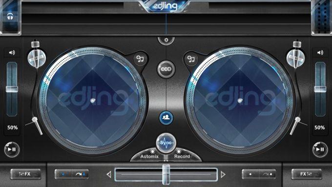 Descargar edjing DJ studio music mixer para Windows 10