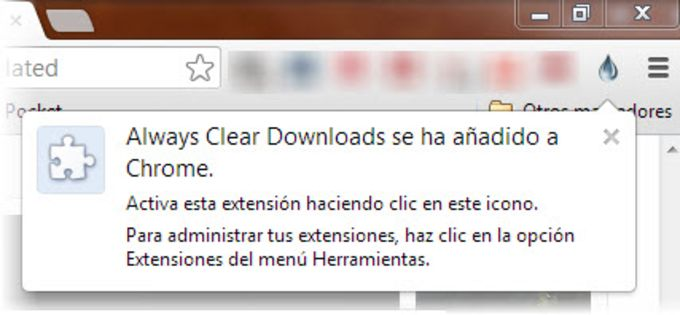 Always Clear Downloads