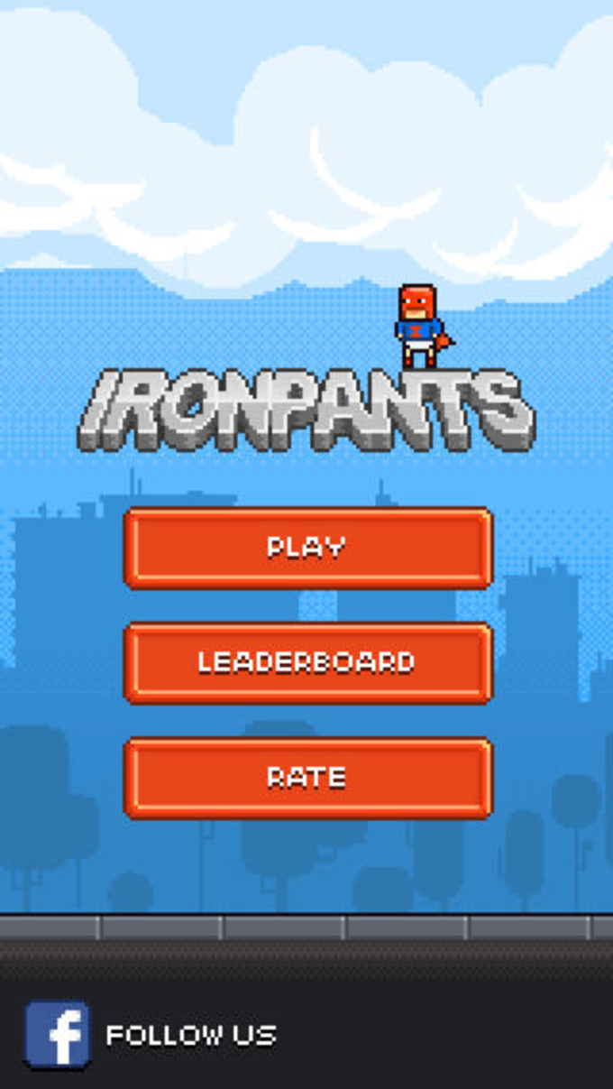 Ironpants