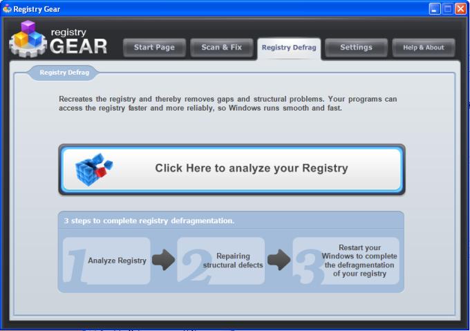 Registry Gear