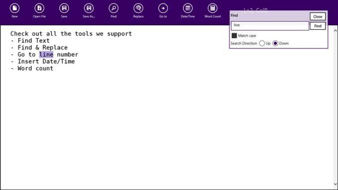 Notepad Classic für Windows 10