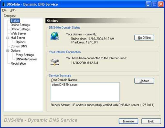 DNS4ME