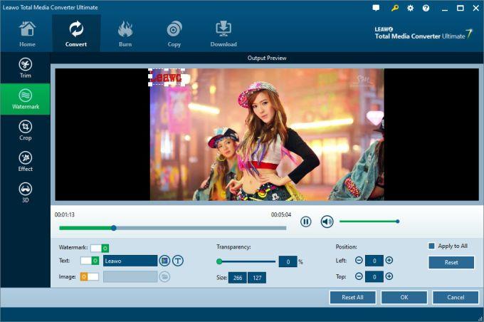 Leawo Total Media Converter Ultimate