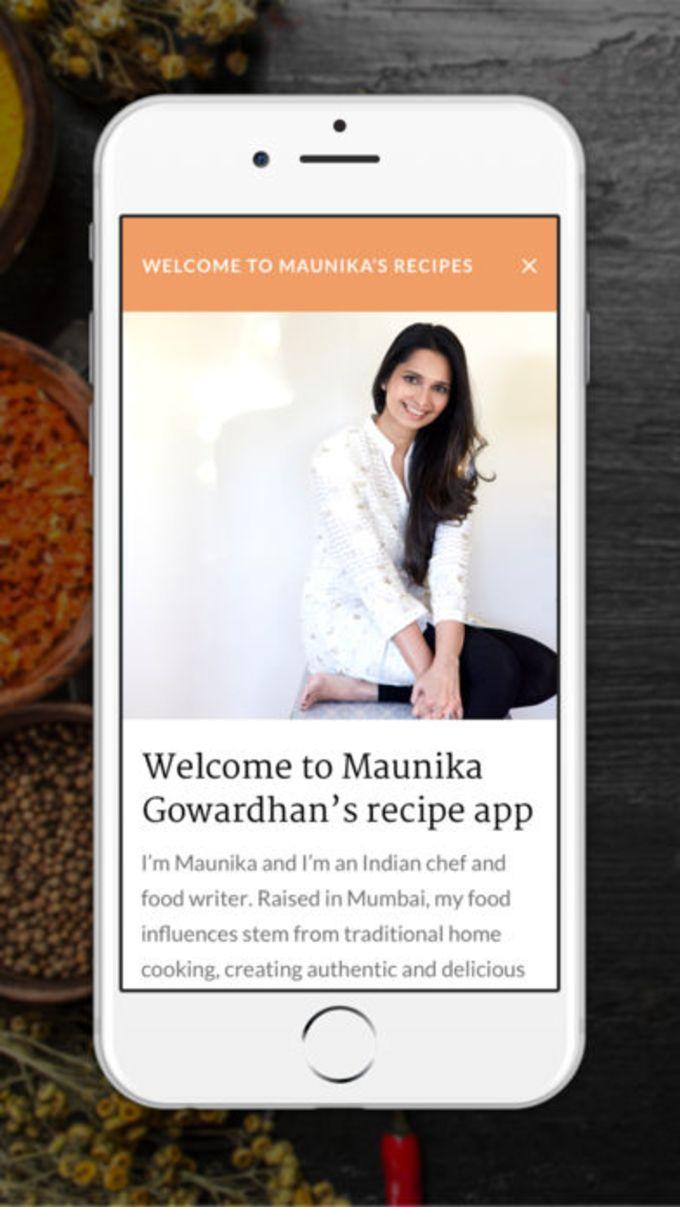 Maunika's Indian Recipes