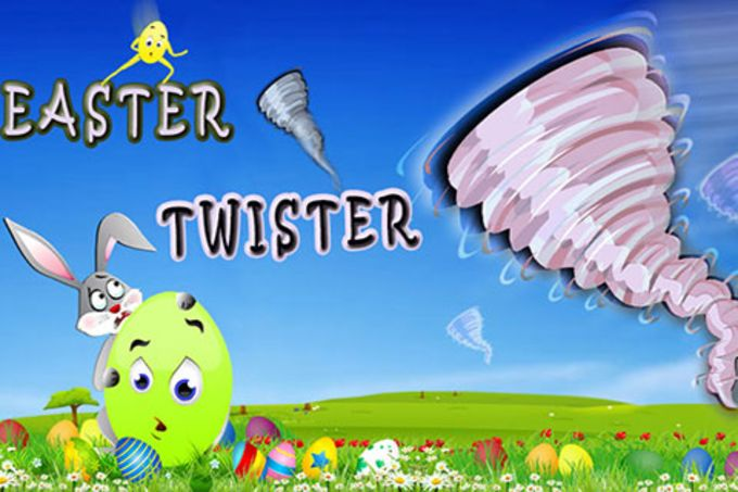Easter Twister