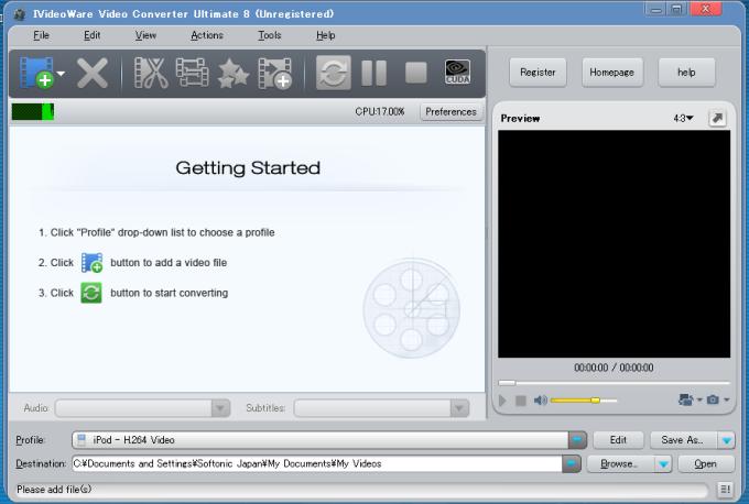 IVideoWare Video Converter Ultimate