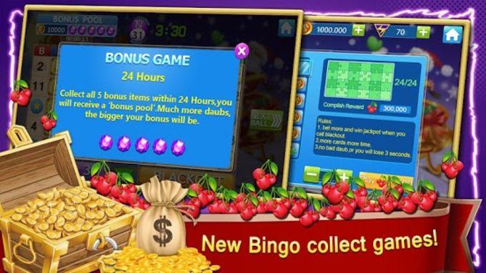 Bingo Hit:Free Bingo Games app