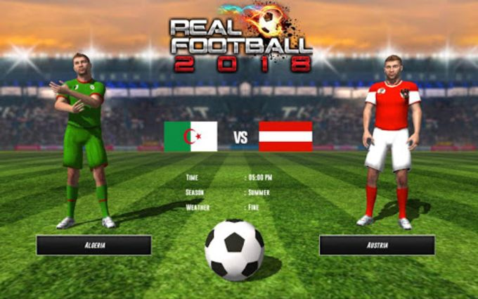 Download Real Football APK for Android - free - latest version