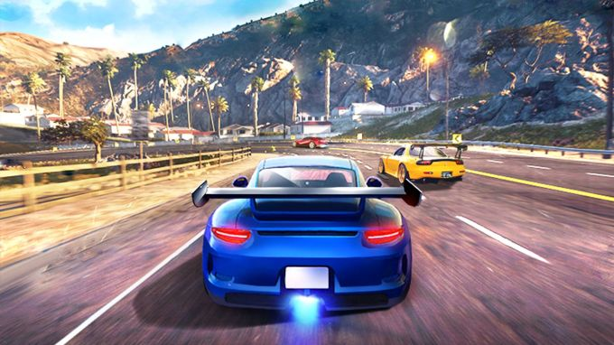 Crazy for Speed 3D: Most Wanted