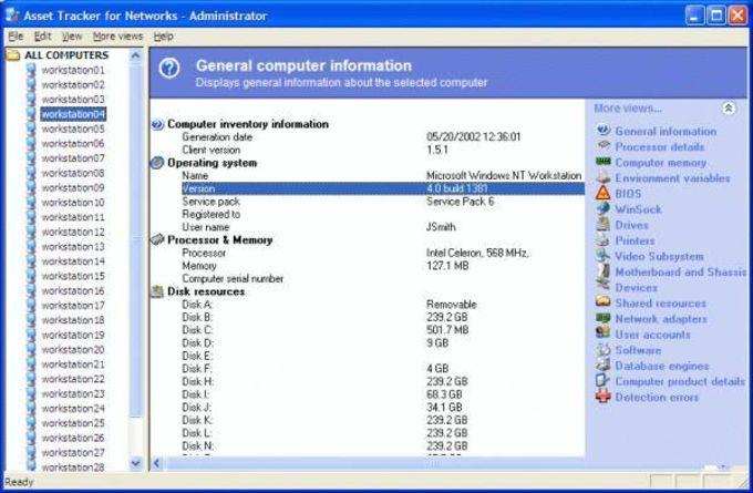 Network Adminstrator's Toolkit