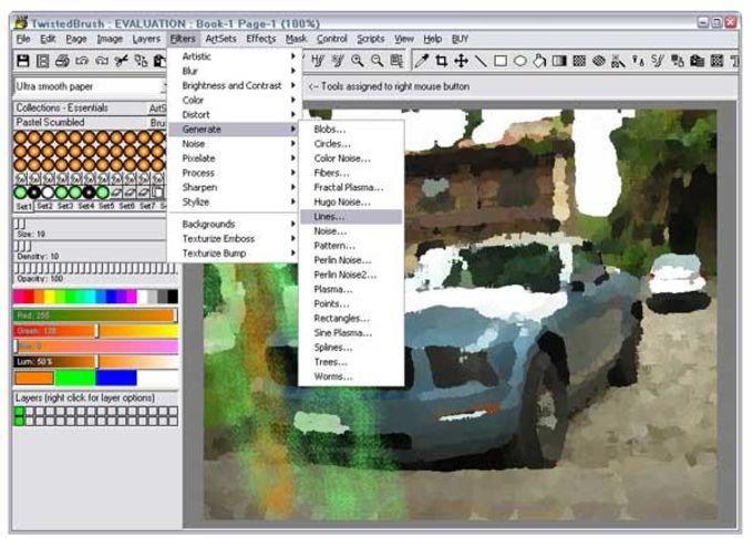 TwistedBrush Open Studio