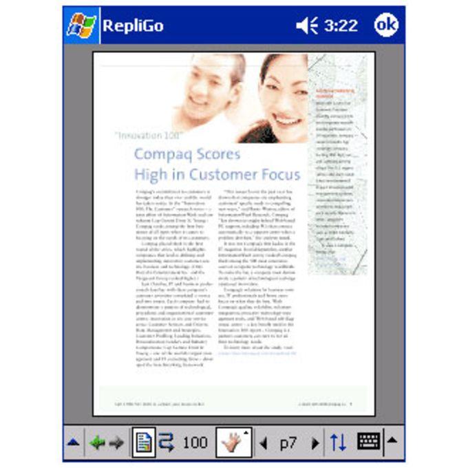 RepliGo PDF Mobilizer