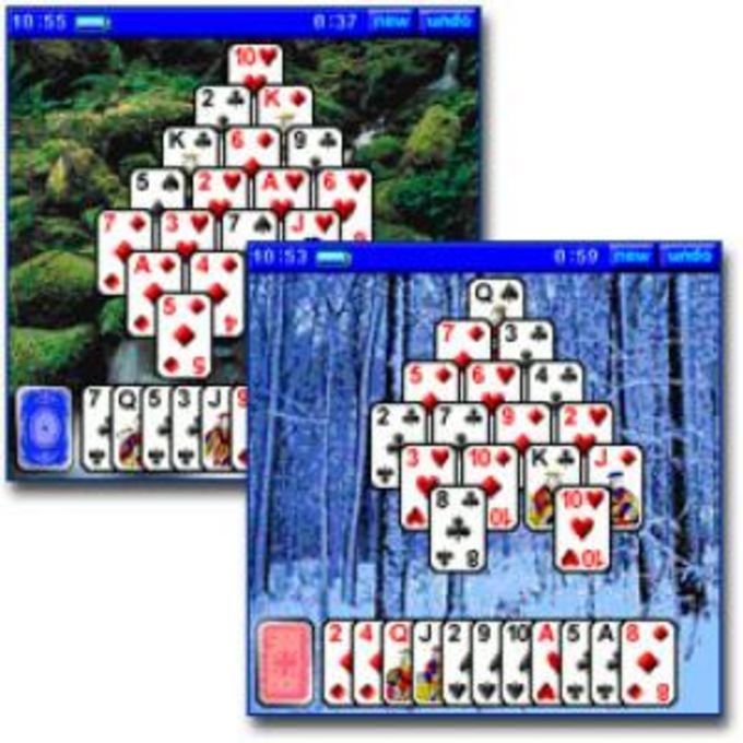Pyramid Mania