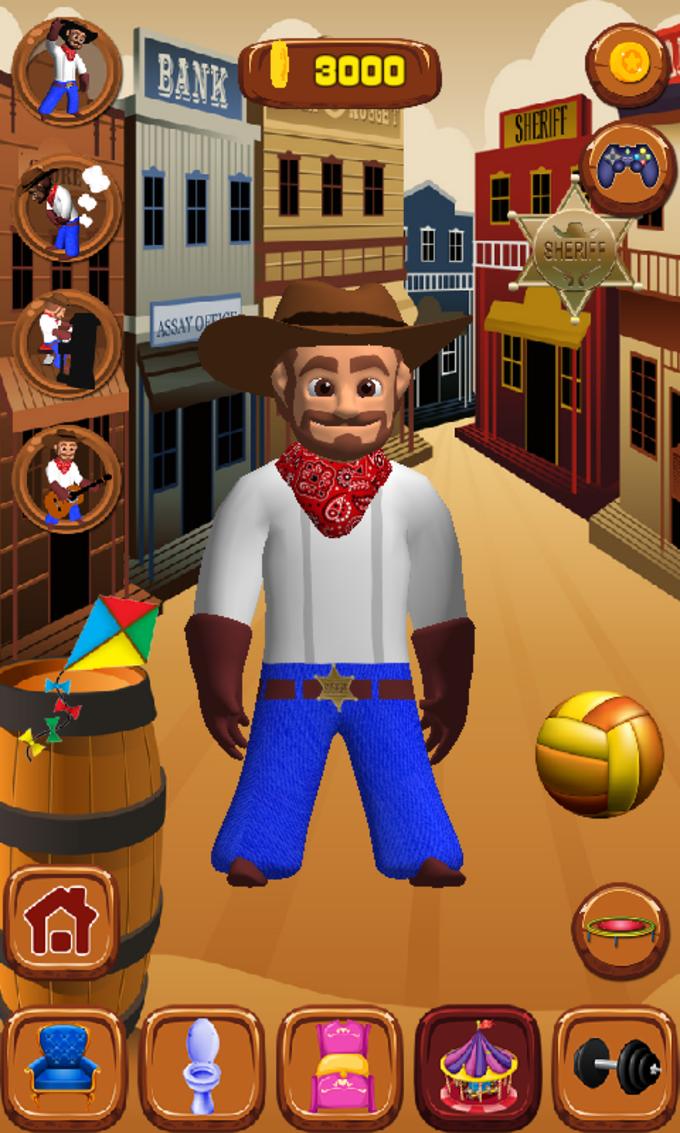 Talking Cowboy
