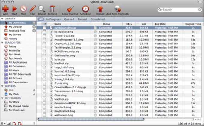 Speed Download