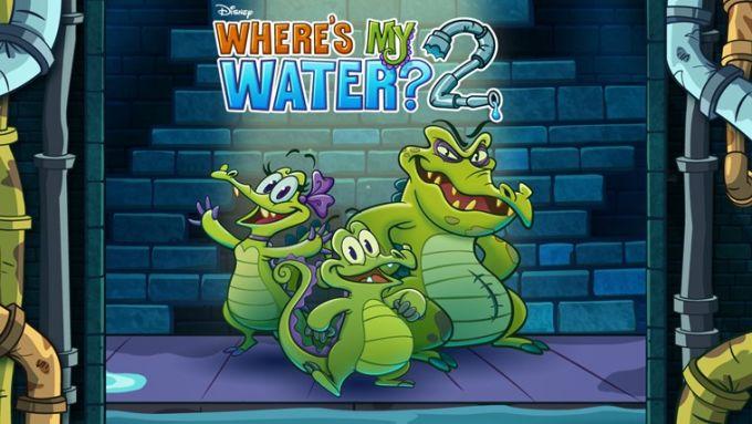 Wo ist mein Wasser? 2 für Windows 10