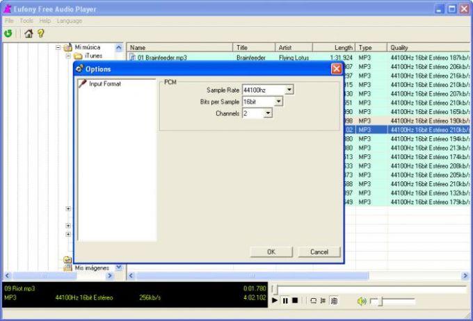 Toolsoft Audio Player