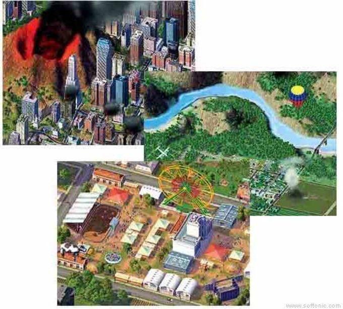 Sim City 4 Trailer