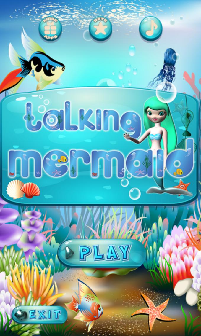 Talking Mermaid