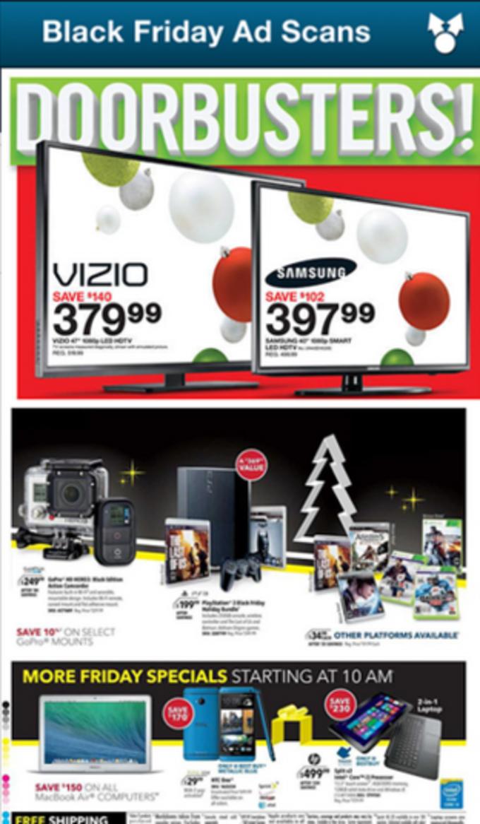 Black Friday 2016 Ads, Deals