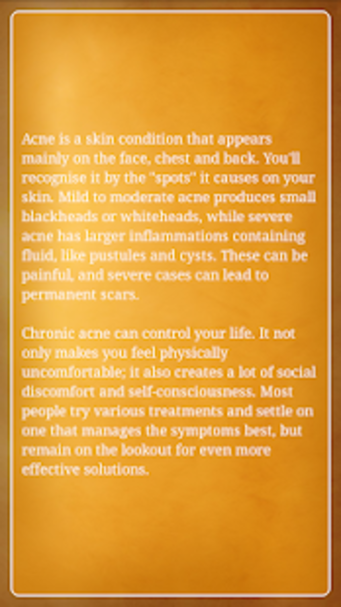 acne removal tips natural