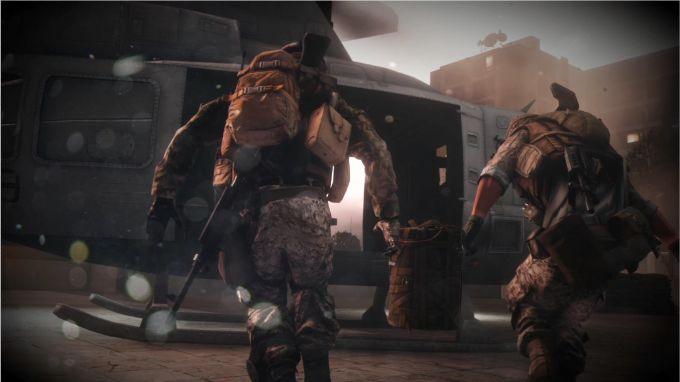 Battlefield 3 Launch Trailer