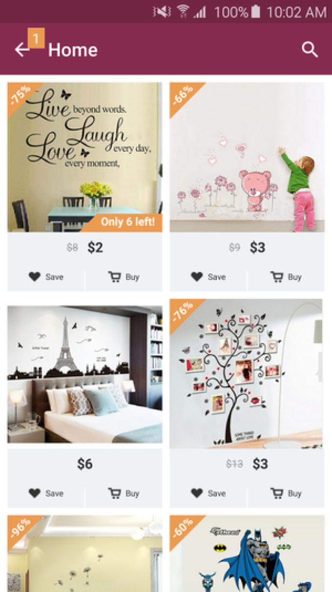 Home - Design & Decor Shopping