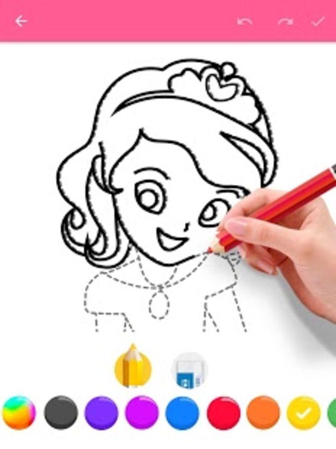 Draw Princess