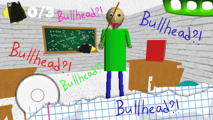 Baldis Basics in School Education