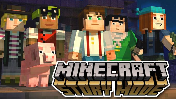 Minecraft Story Mode Download - Minecraft spiele filme auf deutsch