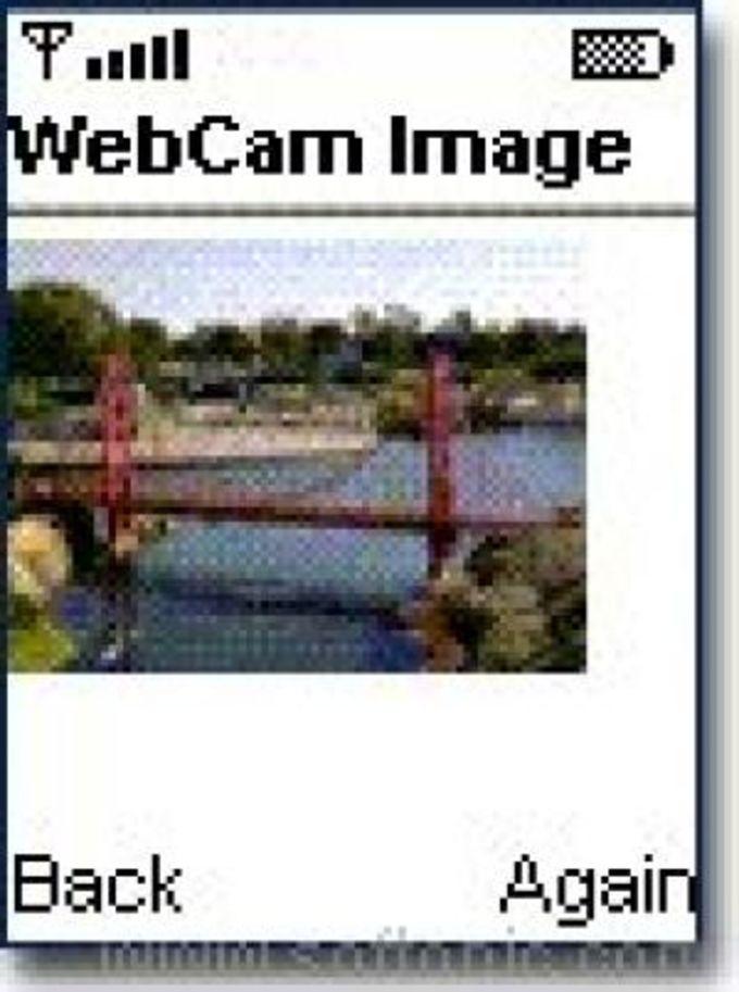WebCam On-the-Go
