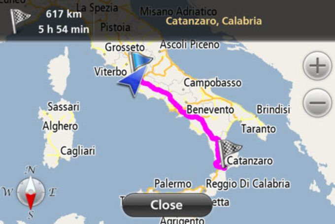 Navfree GPS Live Italia