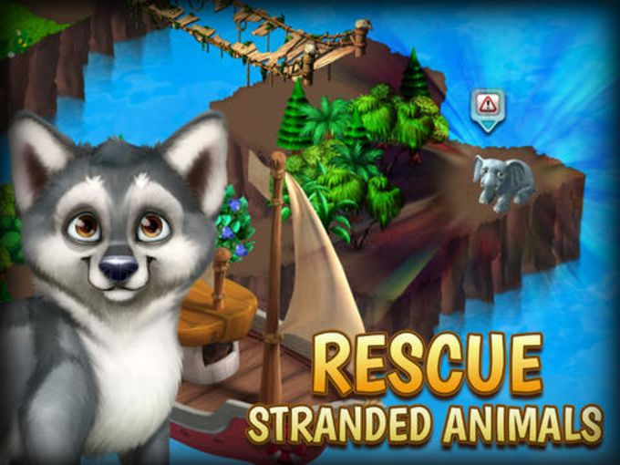 Animal Voyage: Island Adventure