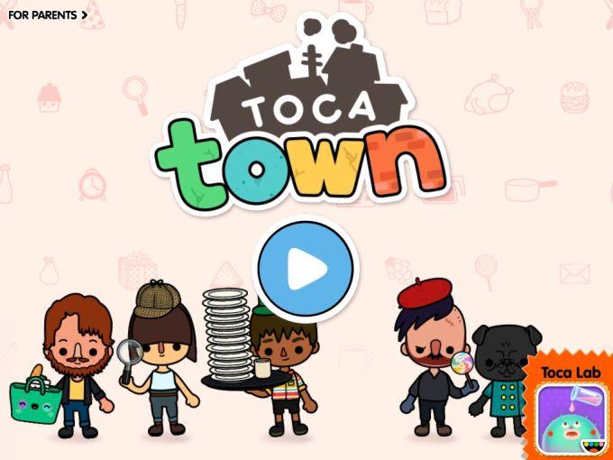Toca Town