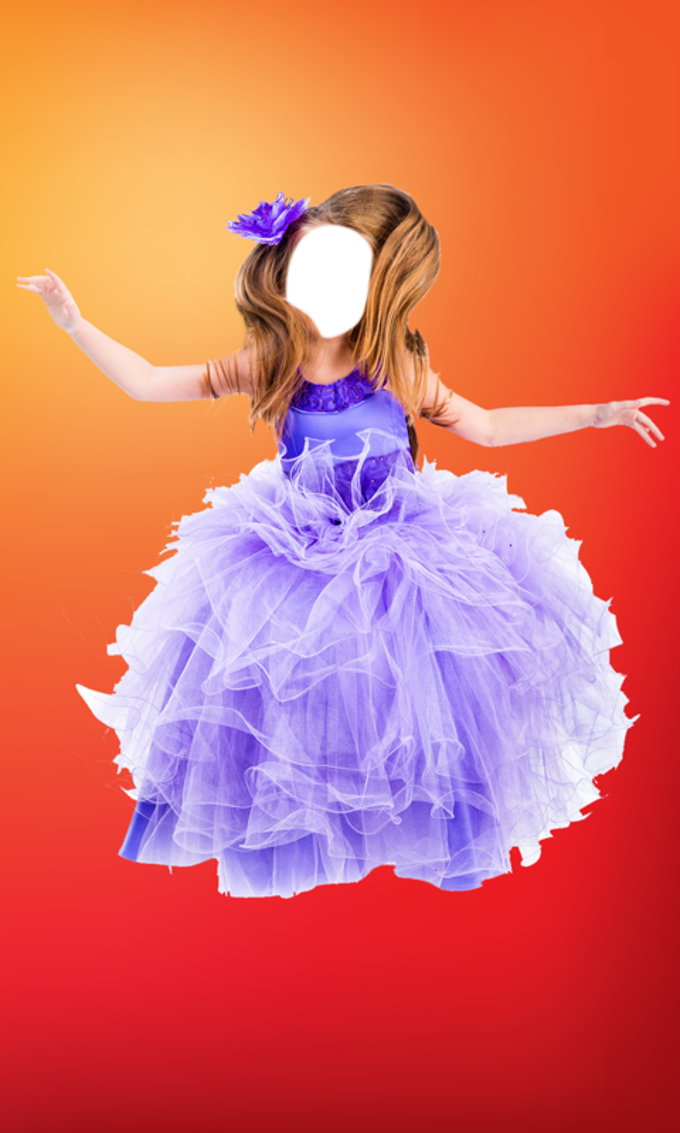 Princess Girl Photo Editor