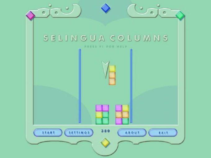 Selingua Columns