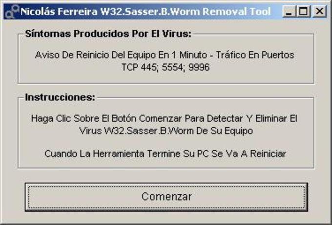 Nicolás Ferreira Sasser.B Remove Tool